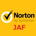 シマンテックノートンJAF,シマンテックJAF,ノートンクーポンJAF,ノートン割引JAF